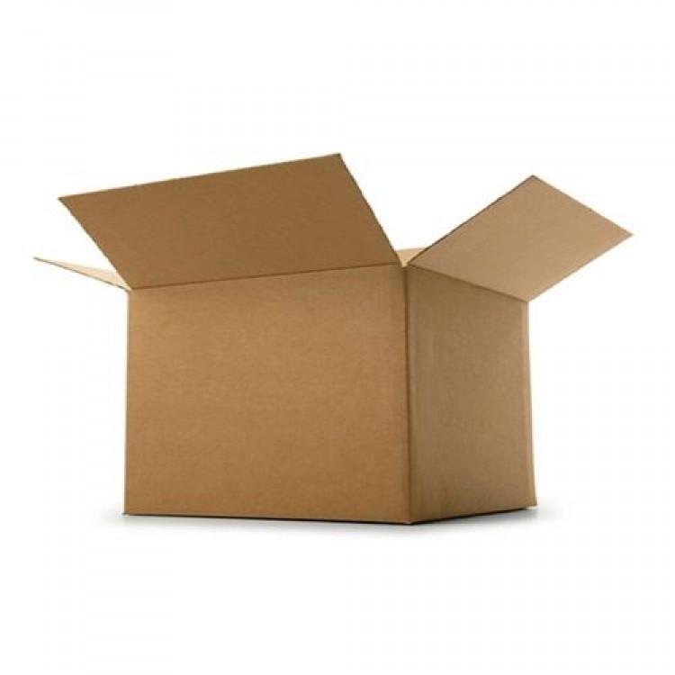 "Single Wall Cardboard Boxes - Size: 18 x 11 x 9"""