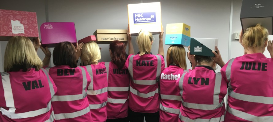 Boxed-Up Hailed For Encouraging Opportunities For Women