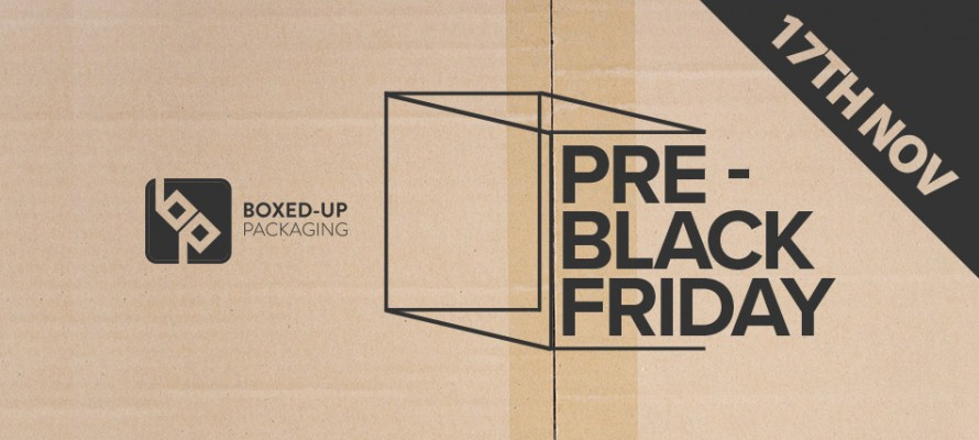 Coming Soon: Our Pre-Black Friday Bonanza