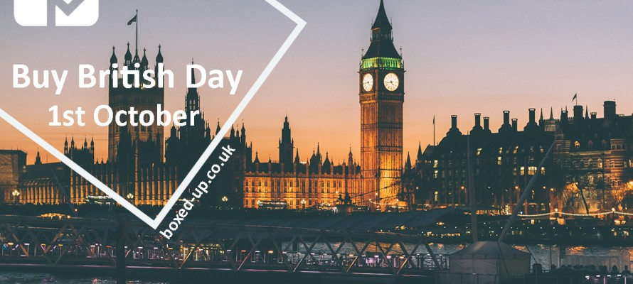 Celebrating Buy British Day