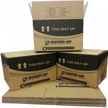 Double Wall Cardboard Boxes. House Moving Pack