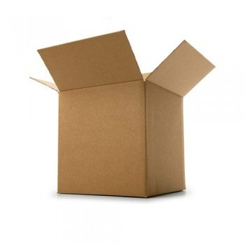 "Single Wall Cardboard Box 7"" x 7"" x 7"" (178 mm x 178 mm x 178 mm)"