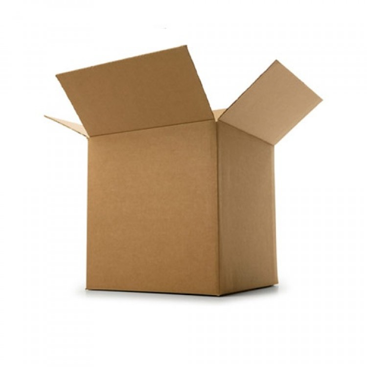 "Single Wall Cardboard Box (147 mm x 147 mm x 147 mm) 6"" x 6"" x 6"""