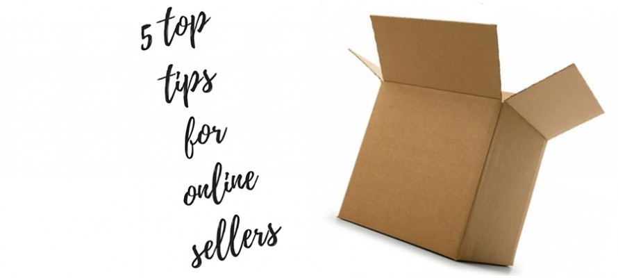Are you ready to take the plunge and sell online