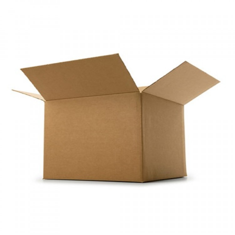 """Double Wall Cardboard Box 9"""" x 9"""" x 6"""" (229 mm x 229 mm x 152 mm)"""