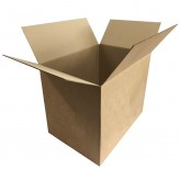 Double Wall Cardboard Boxes. House Moving Pack (Plain)