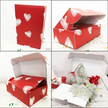 Love Heart Sweetheart Choc Box
