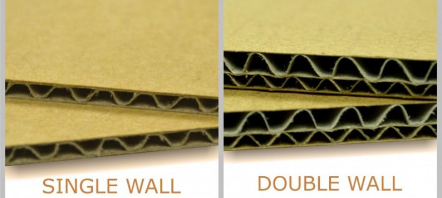 The Benefits of Single and Double-wall Cardboard