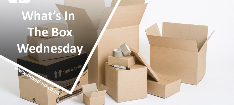 What's In The Box Wednesday Launch