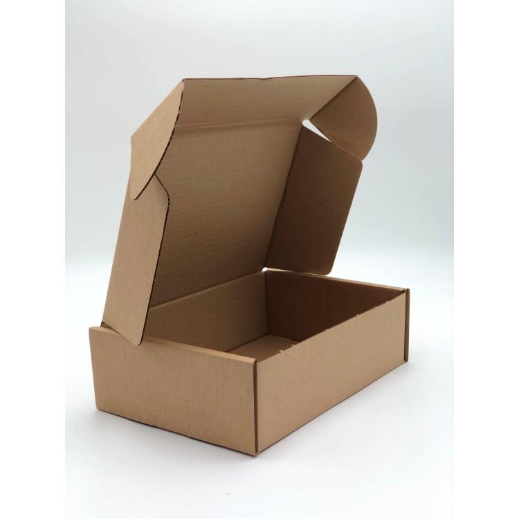 """Single Wall Lidded Box (10x7x3"""") - 254mm x 178mm x 77mm"""