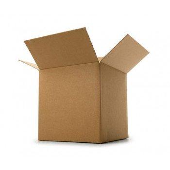"""Single Wall Cardboard Box 7 x 7 x 10"""" (176mm x 176mm x 245mm)"""