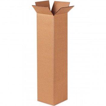 """Double Wall Cardboard Tall Box 508 x 153 x 102 mm (20x6x4"""")"""