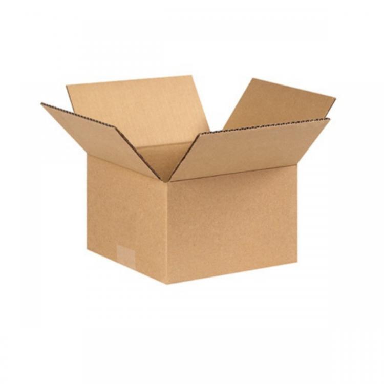 """Single Wall Cardboard Box (203 mm x 152 mm x 102 mm) 8"""" x 6"""" x 4"""""""