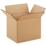 "Double Wall Cardboard Box 280 mm x 280 mm x 280 mm (11x11x11"")"