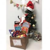 Treasure Chest Christmas Eve Box