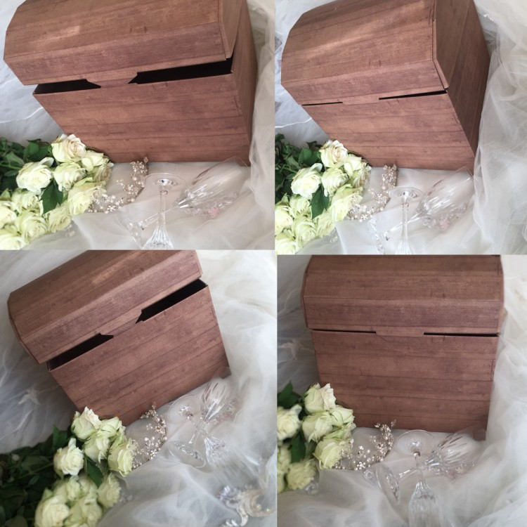wedding gift treasure box