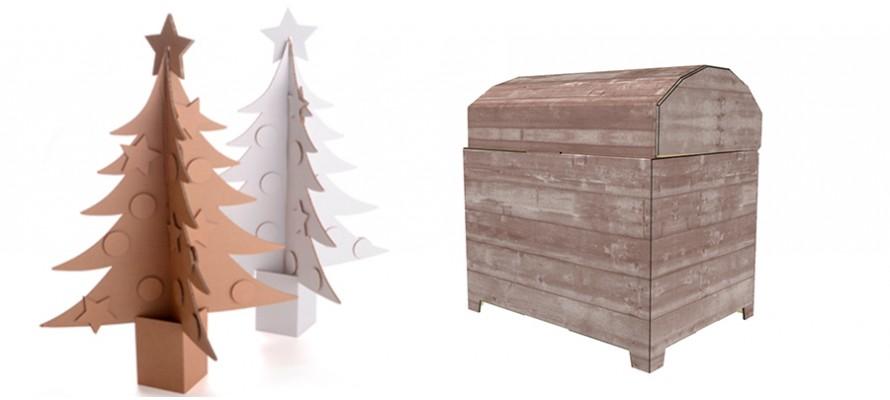 Christmas Eve Treasure Chest Box